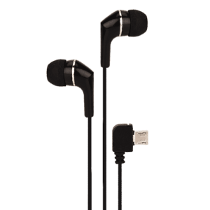 Micro USB earphones for SMAFE