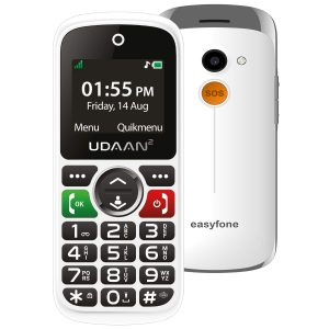 SENIOR WORLD Easyfone Udaan 2