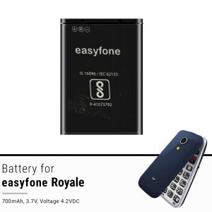 Easyfone Royale Battery