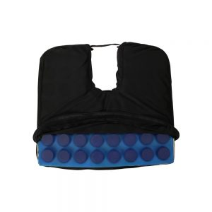 GEL COCCYX SEAT SUPPORT (17″X16″)