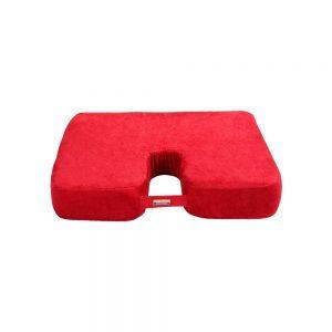TAILBONE CUSHION (COMFORT SEAT) (MAROON)